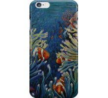 Beauty Below iPhone Case/Skin