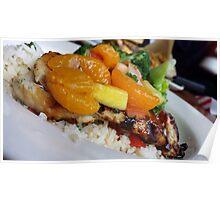 Chicken Dinner Poster