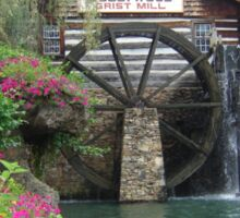 DollyWoodGristMill Sticker
