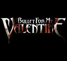 """Bullet For My Valentine """"Temper Temper"""" Logo by SupremeRedditor"""