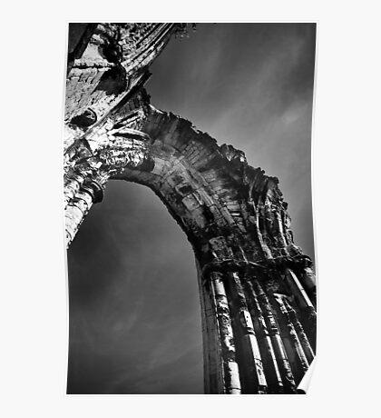 Dark Arch Poster