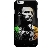 "Conor McGregor ""Irish Colors"" iPhone Case/Skin"
