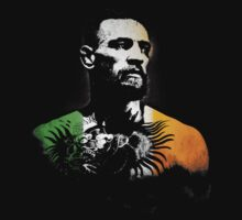 "Conor McGregor ""Irish Colors"" by tshirtsrus"