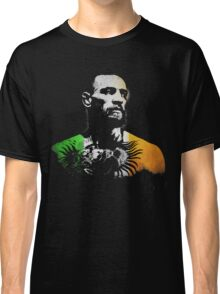 "Conor McGregor ""Irish Colors"" Classic T-Shirt"