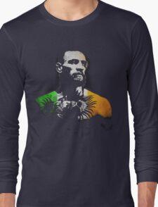 "Conor McGregor ""Irish Colors"" Long Sleeve T-Shirt"