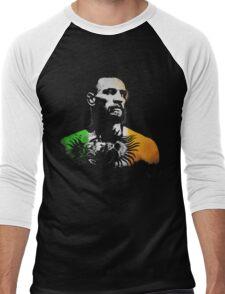 "Conor McGregor ""Irish Colors"" Men's Baseball ¾ T-Shirt"