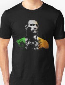 """Conor McGregor """"Irish Colors"""" Unisex T-Shirt"""
