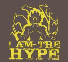 I AM THE HYPE One Piece - Short Sleeve