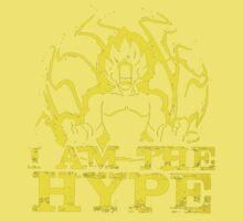 I AM THE HYPE Baby Tee