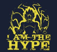 I AM THE HYPE Baby Tee