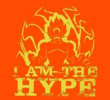 I AM THE HYPE Kids Tee
