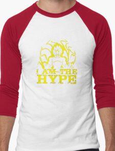 I AM THE HYPE Men's Baseball ¾ T-Shirt
