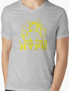I AM THE HYPE Mens V-Neck T-Shirt