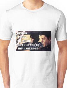 Supernatural - Impala rules Unisex T-Shirt