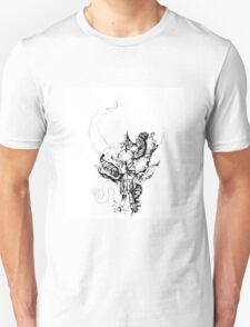 Demon Hunter Band Logo T-Shirt