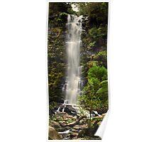 Erskine falls - Otways, Victoria Poster