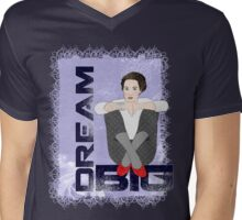 Dream Big Mens V-Neck T-Shirt