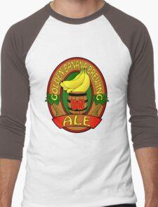Tap The Keg Men's Baseball ¾ T-Shirt