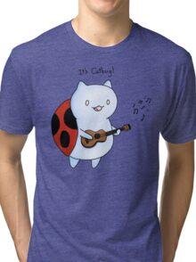Catbug! Tri-blend T-Shirt