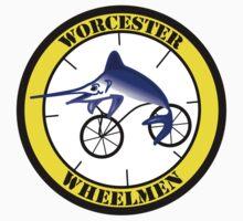 Marlin Logo Worcester Wheelmen by Vanessa Nebenfuhr