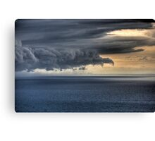 Storm Cloud 12-10-10 Canvas Print