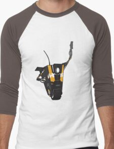 CLAPTRAP HIGH FIVE Men's Baseball ¾ T-Shirt