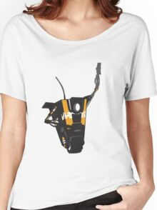 CLAPTRAP HIGH FIVE Women's Relaxed Fit T-Shirt