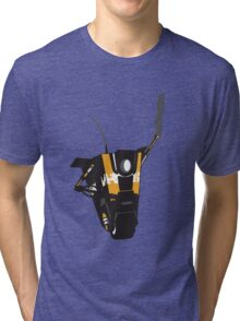 CLAPTRAP HIGH FIVE Tri-blend T-Shirt