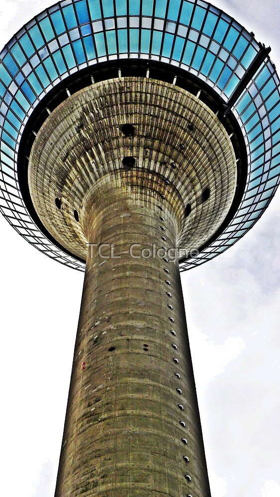 Düsseldorf Tower by TCL-Cologne