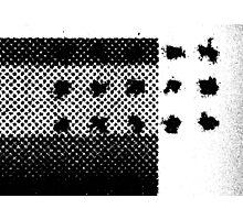PRINT – Halftone screen 3 Photographic Print