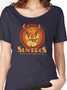 Sun Bros Women's Relaxed Fit T-Shirt