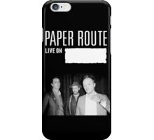 Paper Route iPhone Case/Skin