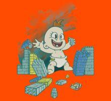 Babyzilla's Path of Destruction Kids Tee