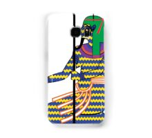 Heh as Chaos [FRESH Colors] | Egyptian Gods, Goddesses, and Deities Samsung Galaxy Case/Skin