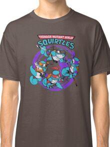 Teenage Mutant Ninja Squirtles Classic T-Shirt