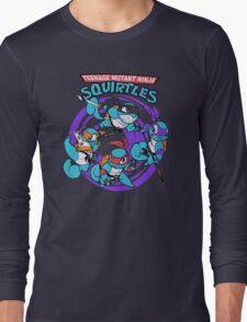 Teenage Mutant Ninja Squirtles Long Sleeve T-Shirt