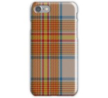 02884 Espana District Tartan  iPhone Case/Skin