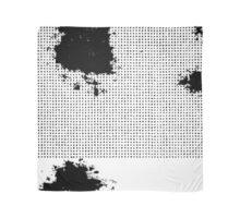 PRINT – Halftone screen 2 Scarf