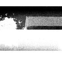 PRINT – Halftone screen 1 Photographic Print