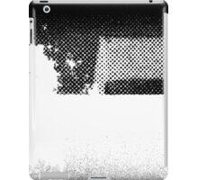 PRINT – Halftone screen 1 iPad Case/Skin