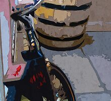 Drunken Bike by LudlumDesign