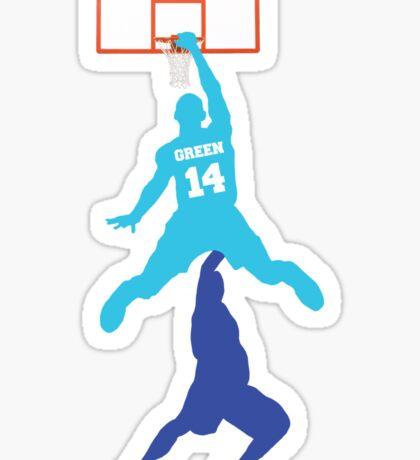 Danny Green Dunk Sticker