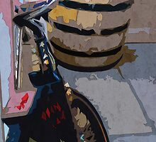 Drunken Bike by LudlumDesign