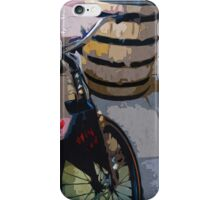 Drunken Bike iPhone Case/Skin