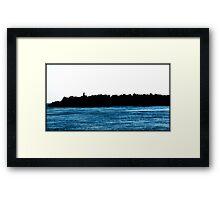 Floridian Fishermen  Framed Print
