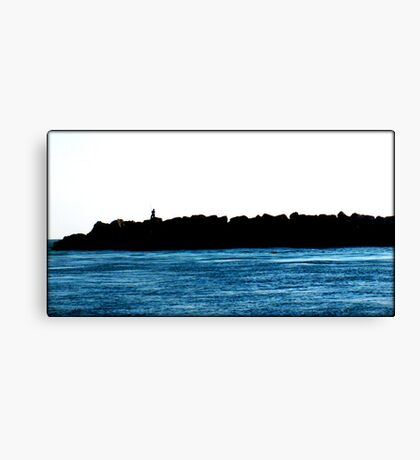 Floridian Fishermen  Canvas Print