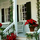 Christmas in Key West, Florida by Susanne Van Hulst