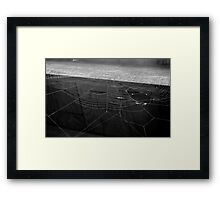 Beauty in the Misfit Framed Print