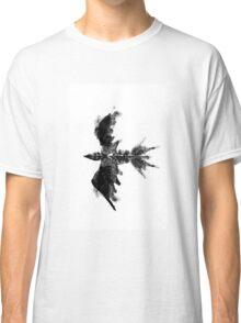 Inkblot bird Classic T-Shirt