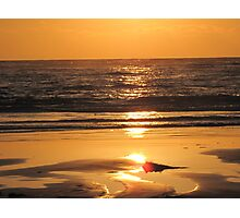 Lancelin Sunset Photographic Print